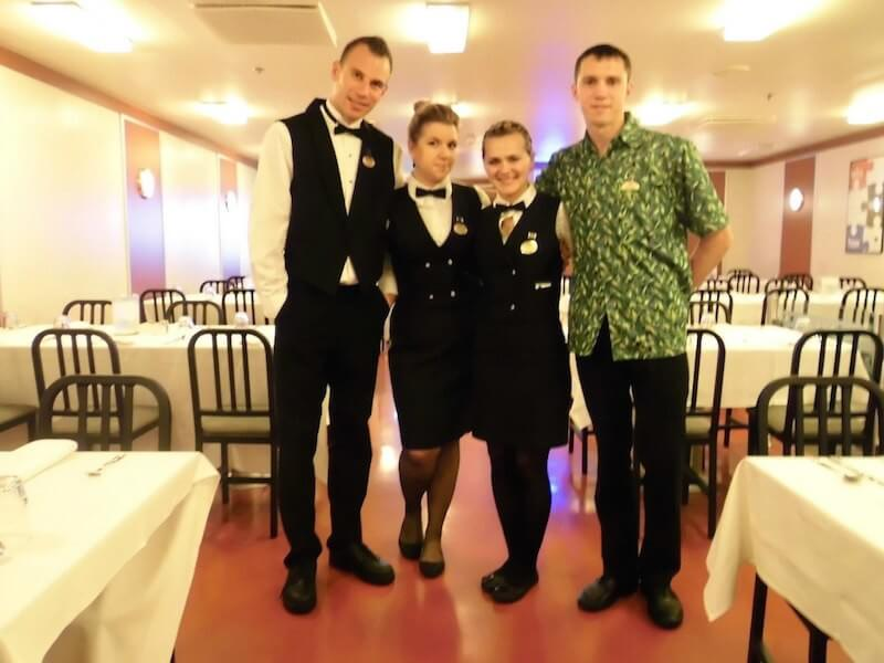 Night Shift Uniform Princess Cruises